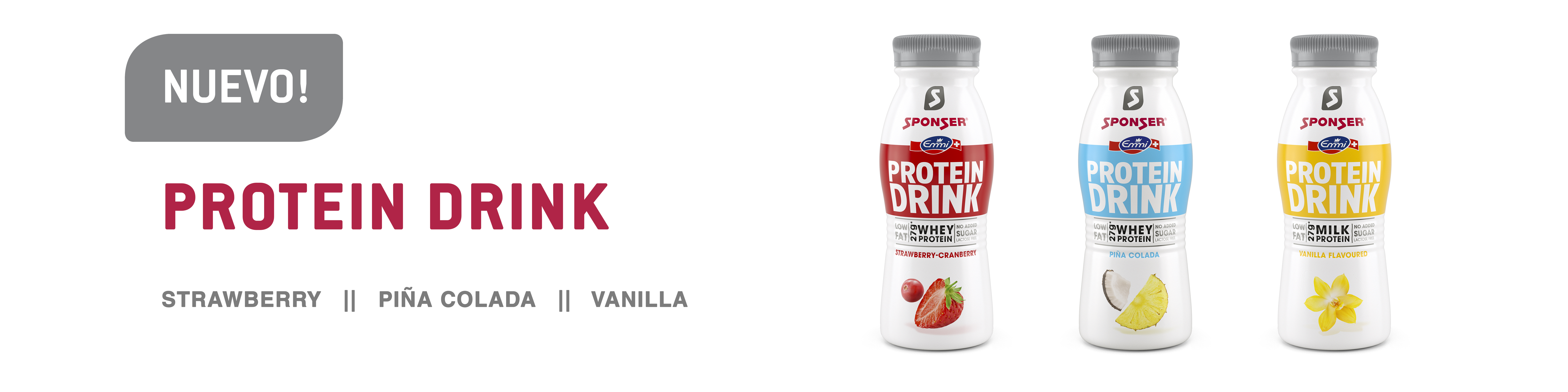 /GEONATLIFE SPORT PRODUCTS & EVENTS - New - Protein Drink