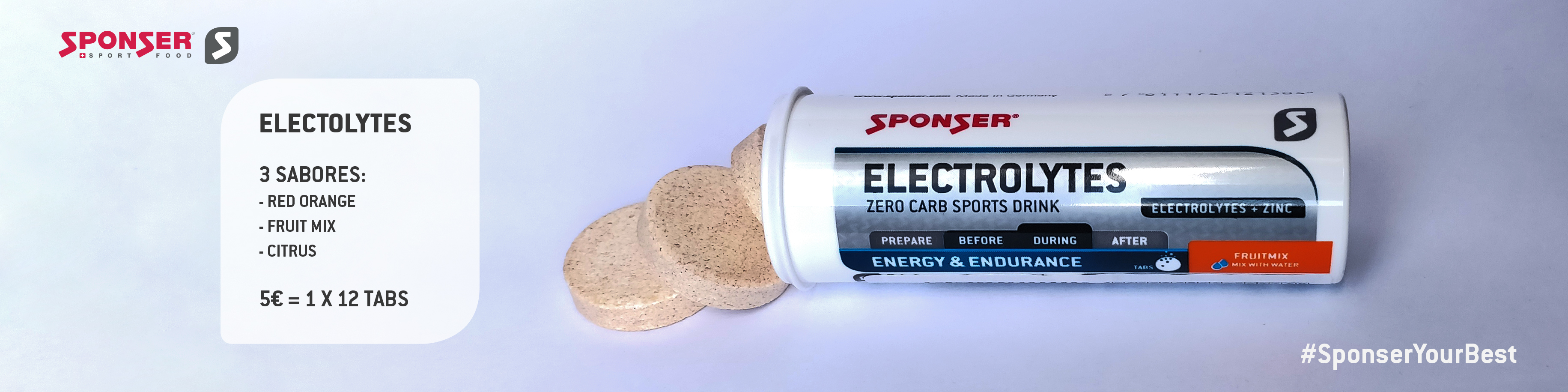 /GEONATLIFE SPORT PRODUCTS & EVENTS - Electrolytes